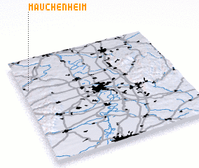 3d view of Mauchenheim