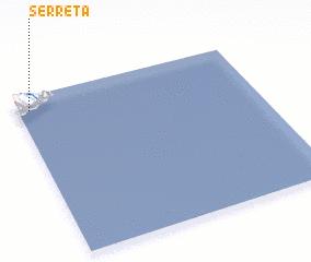 3d view of Serreta