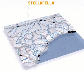3d view of Stellanello