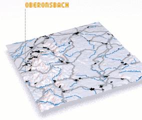 3d view of Oberönsbach