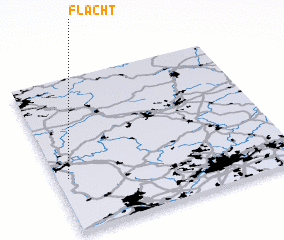 3d view of Flacht