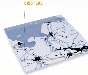 3d view of Gristede