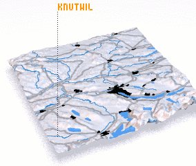 3d view of Knutwil