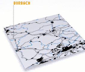 3d view of Burbach