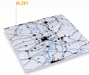 3d view of Alzey