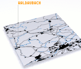 3d view of Waldaubach