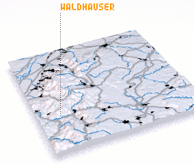 3d view of Waldhäuser