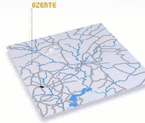 3d view of Ozente