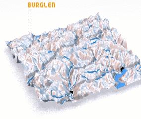 3d view of Bürglen