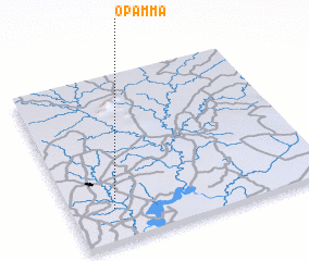 3d view of Opamma