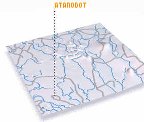 3d view of Atan Odot