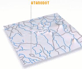 3d view of Atan Odot