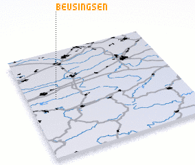 3d view of Beusingsen
