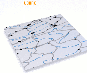 3d view of Lohne