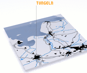 3d view of Tungeln