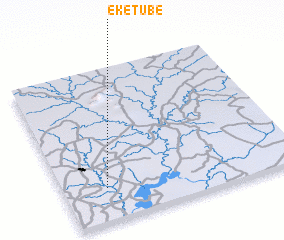 3d view of Eketube