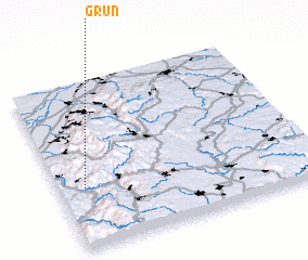 3d view of Grün