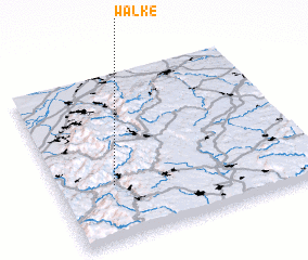 3d view of Walke