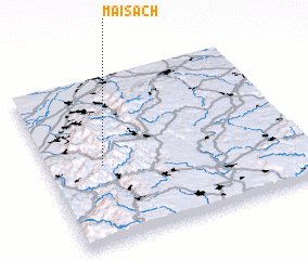 3d view of Maisach