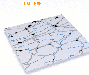 3d view of Hentrup