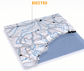 3d view of Biestro