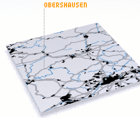 3d view of Obershausen