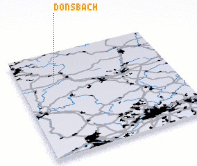 3d view of Donsbach