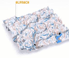 3d view of Alpnach