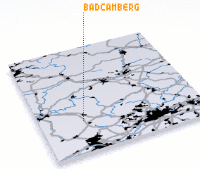 3d view of Bad Camberg