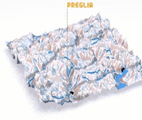 3d view of Preglia