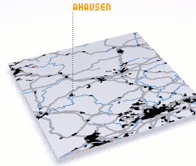 3d view of Ahausen