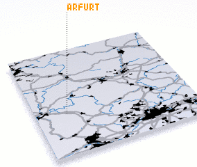 3d view of Arfurt