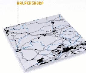 3d view of Walpersdorf