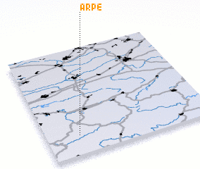 3d view of Arpe