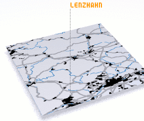 3d view of Lenzhahn