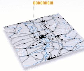 3d view of Bobenheim