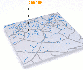 3d view of Annour