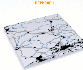 3d view of Bermbach