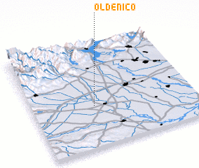 3d view of Oldenico