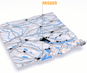 3d view of Meggen