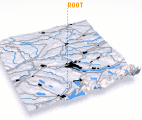 3d view of Root