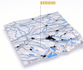 3d view of Berikon
