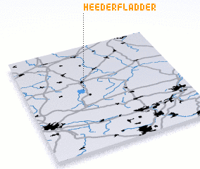3d view of Heeder Fladder