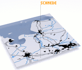 3d view of Schmede