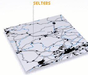 3d view of Selters