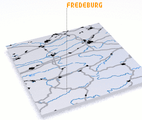 3d view of Fredeburg
