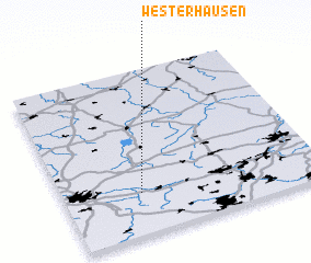 3d view of Westerhausen