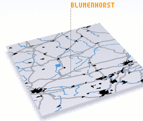 3d view of Blumenhorst