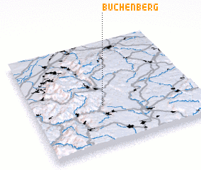 3d view of Büchenberg