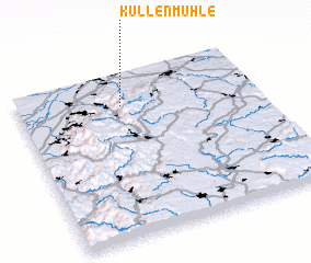 3d view of Kullenmühle